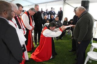 Historic Anglican Church Apology