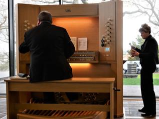 Bishop Selwyn Chapel Organ Dedication