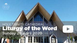 Sunday Service - 10am Sunday 26 April