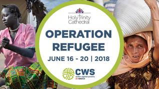 Operation Refugee 2018