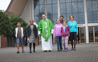 ESTABLISHMENT OF ENDOWMENT FUND FOR HOLY TRINITY CATHEDRAL