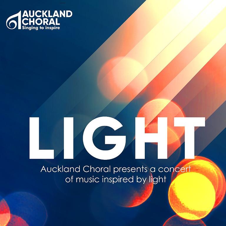 Auckland Choral: Light