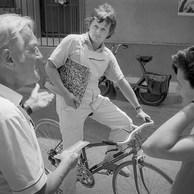 Roger Desjardins et Bruno Heitz, 1984.