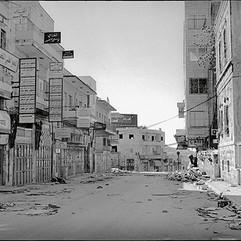 Bethléem sous le couvre-feu en avril 2002