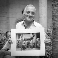 Roger Desjardins, directeur de l'hôtel Arlatan, 1984