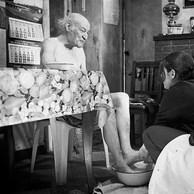 Infirmière à domicile, Tubize, 2000