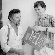 Georges Vercheval et Martin Parr, 1986
