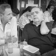Hubert Grooteclaes et Jimmy Fox, 1986.