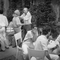 Denis Brihat, Franco Fontana, Raymond Desjardins, 1984