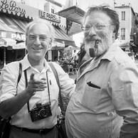 Jean Dieuzaide et Denis Brihat, 1984