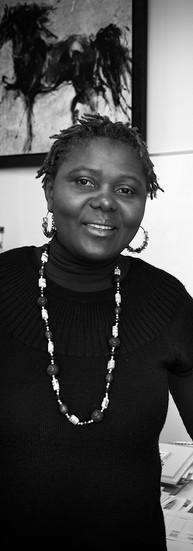 Annette Ntignoi Présidente du Conseil  des Femmes Africaines du Hainaut  « Nous ne sommes pas des demandeurs d'emploi difficile à placer faute de compétences ou de diplômes, nous sommes des travailleurs à compétences sous-estimées, sous-évaluées. »