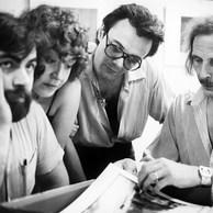 Hubert Grooteclaes avec la Galerie Canon de Saragosse, 1982