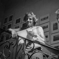 Alain Desvergnes et Bernard Gille à L'ENSP, 1982
