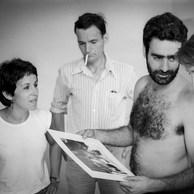 Stage avec Joan Fontcuberta, 1982