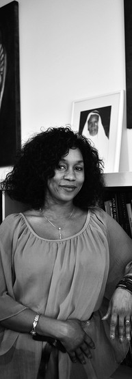 Fatoumata Sidibe Députée régionale, peintre  « J'ai envie de dire que je suis plutôt expatriée. J'ai choisi de vivre en Belgique de manière libre et consentie. Je n'ai pas fui la misère, la guerre. Je suis restée ici en Belgique et j'ai creusé mon petit sillon. J'ai du mal à penser 'immigrée', vraiment ! »
