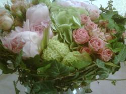 Surprise fleurie pour un heureux résident