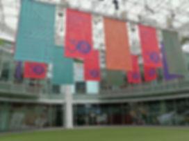 SGIFF Mesh Banner at Capitol