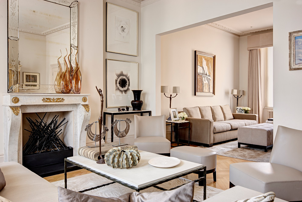 london-based Interior designer