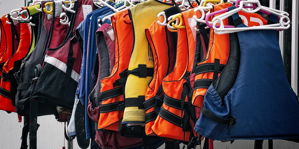 Wear Your Life Vest to Town