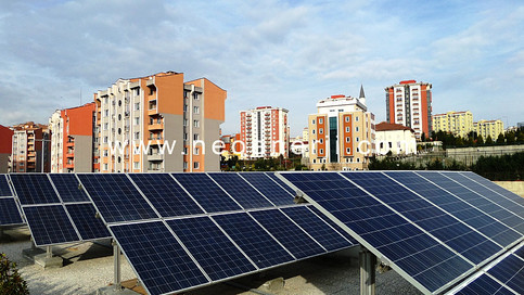 ROOFTOP ONGRID SOLAR SYSTEM