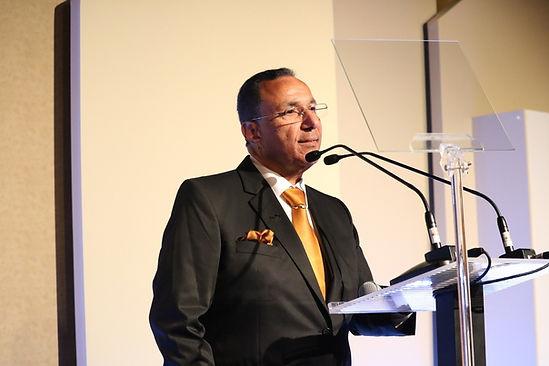 Presidente da ACNB - Dr. Nabih Amim El A
