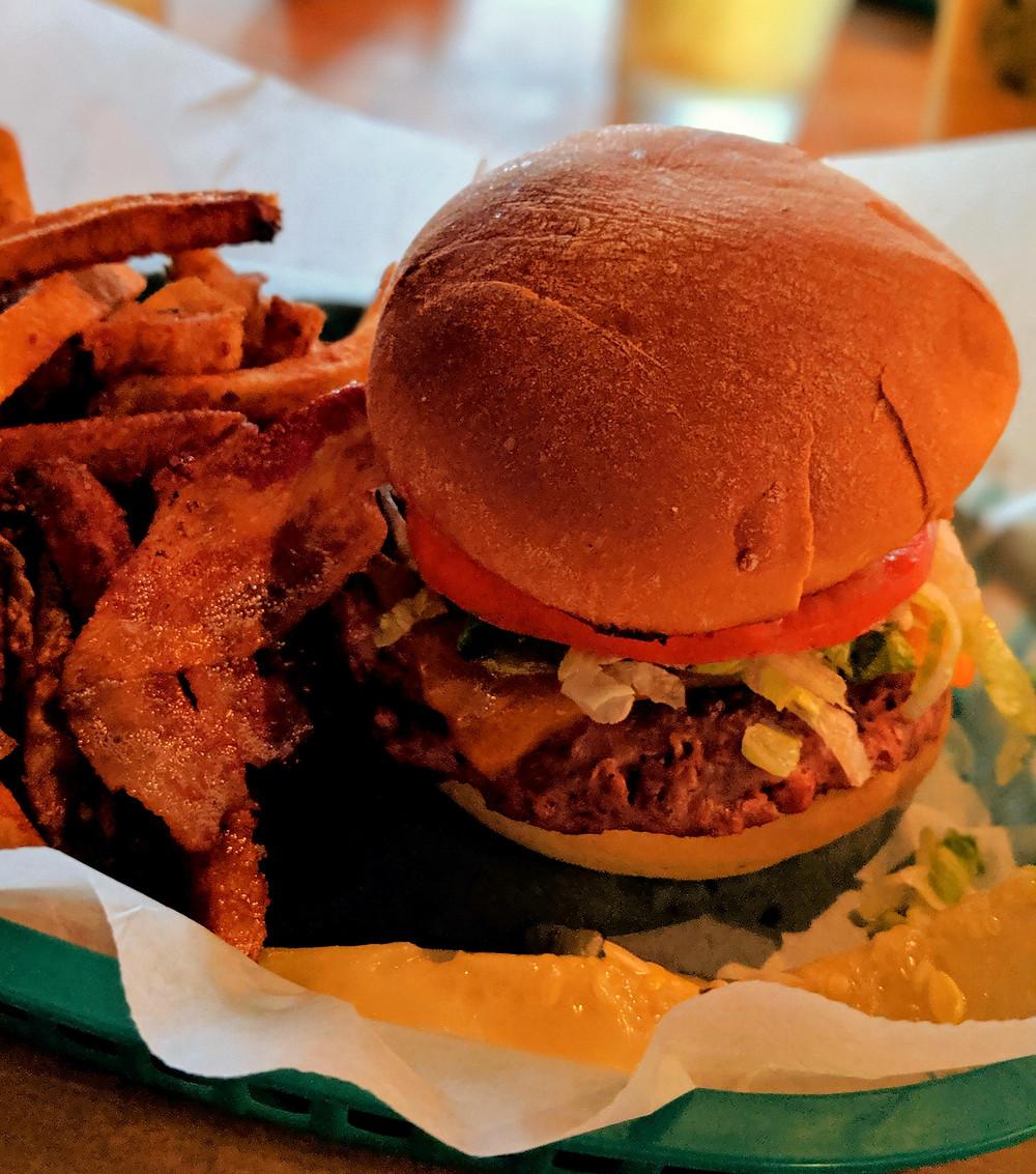Beyond Burger from Rocket to Venus in Baltimore, MD.