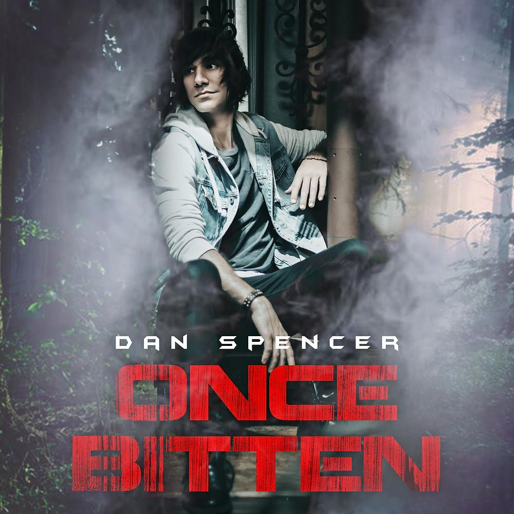 Dan Spencer Once Bitten Album Cover