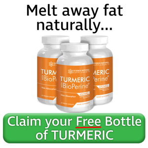 Science Natural Supplements Turmeric with BioPerine