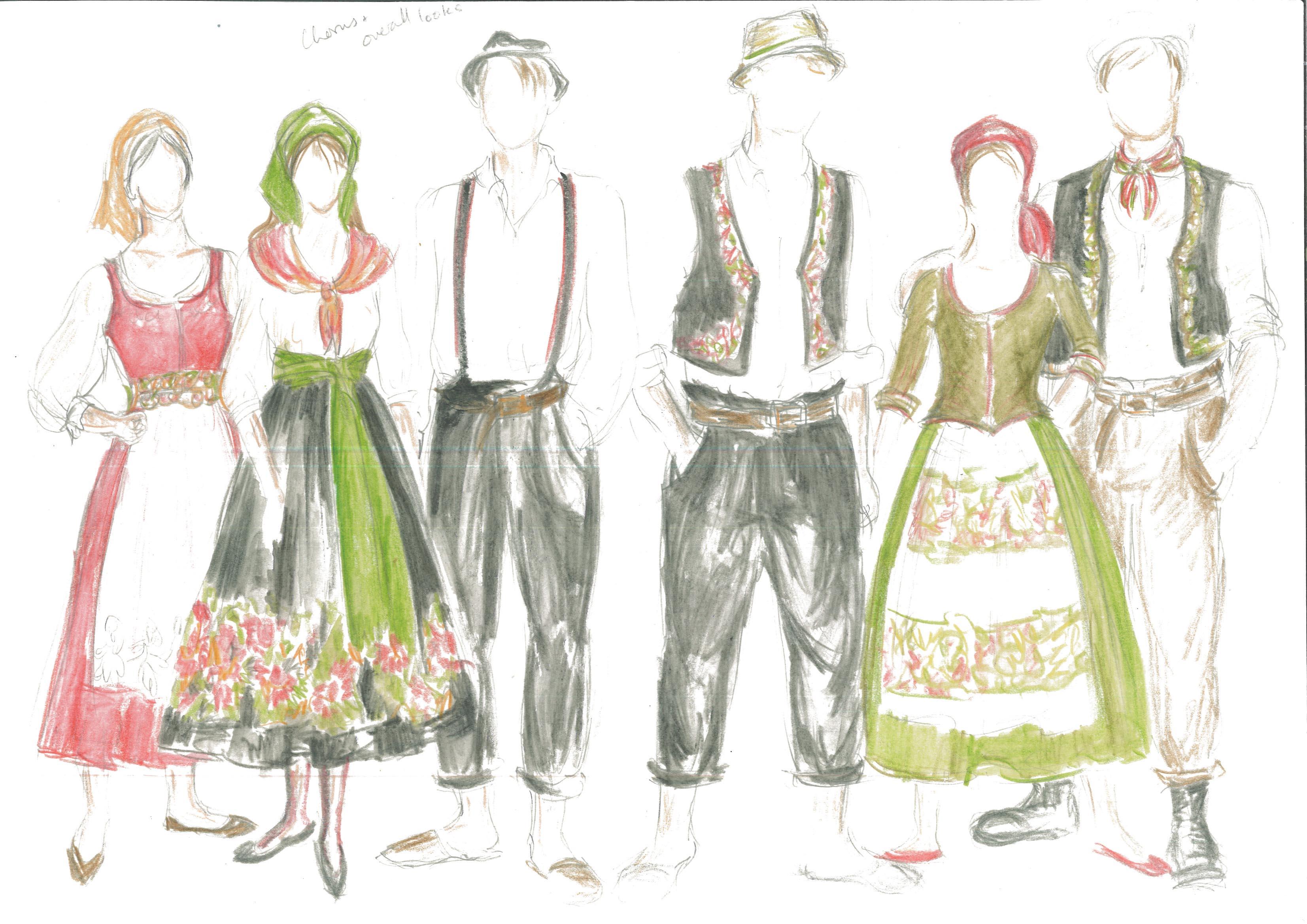 Chorus sketch