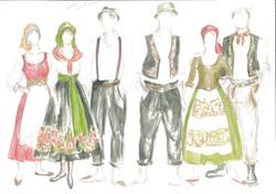 Chorus design