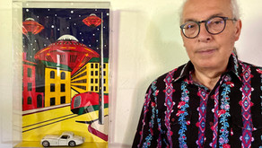 La concezione pittorica e il Sogno al centro della videoconferenza di Giancarlo Montuschi