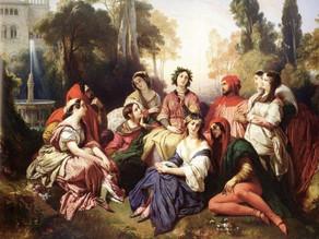 Dalla peste del Decamerone al Covid di Aria. Oltre settecento anni di narrazione virulenta