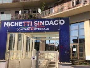 Assaltata la sede elettorale di Michetti
