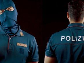 """""""Lo Sbirro qualunque"""" che canta il lavoro degli agenti di polizia"""