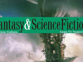 Appunti e riflessioni su Fantasy & Science Fiction Edizione Italiana