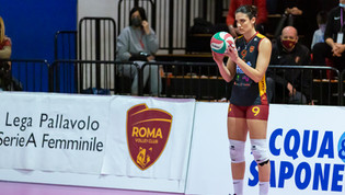 Roma Volley Club Femminile Intervista esclusiva a Valeria Papa