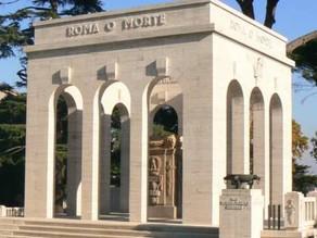 Oggi apertura straordinaria del Mausoleo Ossario Garibaldino e del Museo della Repubblica Romana