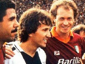Da Zico a Benatia: storie di calcio tra Roma e Udinese