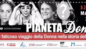PREMIAZIONE XXXVIII EDIZIONE PRIMO PIANO SULL'AUTORE - PIANETA DONNA