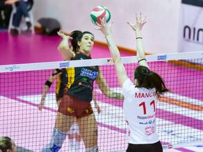 Acqua & Sapone si ferma in Coppa: Macerata vola in semifinale