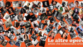"""Alla Galleria d'Arte Moderna di Roma """"Le altre opere. Artisti che collezionano artisti"""""""