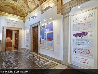 DALLA PARTE DI BEATRICE: AL MUSEO BARRACCO LA VITA NOVA NELLE OPERE DI 10 ARTISTE ITALIANE