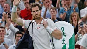 Andy Murray: un combattente dal passato difficile