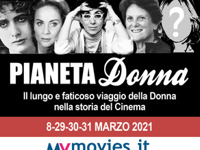 """Al via la XXXVIIIª edizione del Festival """"PrimoPiano - Pianeta Donna"""""""