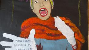 """""""Roma, l'estetica del male"""", dal 26 giugno Lidia Bachis in mostra alla galleria Cervo Volante"""