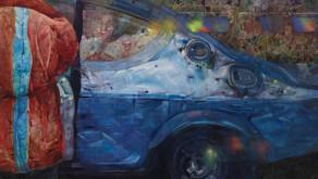 """""""Renzo Vespignani   Tracce"""" - dal 13 maggio al 12 giugno presso la Galleria Edarcom Europa"""