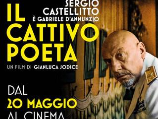 Il Cattivo Poeta, l'esordio di Gianluca Jodice alla regia è più che convincente