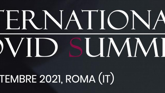 INTERNATIONAL COVID SUMMIT, il primo convegno mondiale sulle Terapie Precoci per il Covid 19