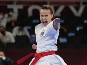 Viviana Bottaro, la ragazza della medaglia di bronzo