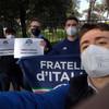 A quando la riapertura del parco di Tor Marancia? FdI scende in strada per perorarne la causa